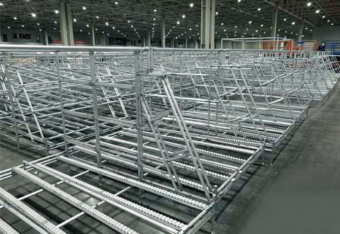 铝型材仓储货架